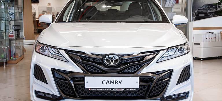 Camry— лидер вбизнес-классе посохраненной остаточной стоимости!