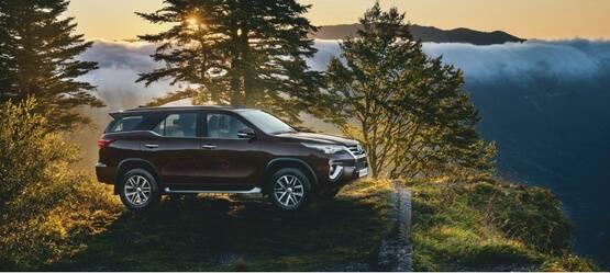 Toyota Fortuner: бескомпромиссная прочность за2599000 рублей
