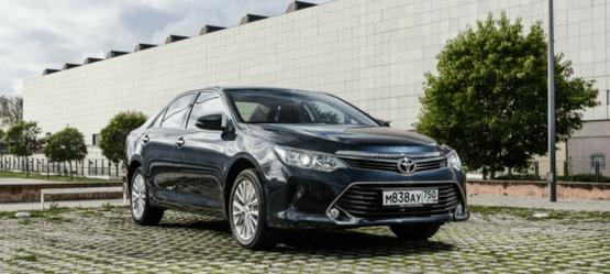 Toyota виюле увеличила продажи вРоссии на12%