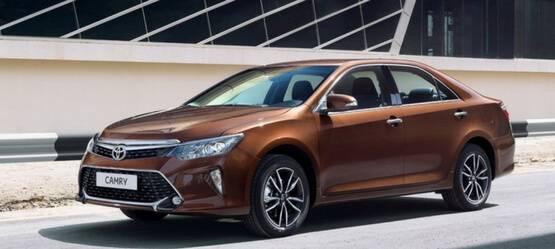 Toyota самая популярная марка автомобиля вРоссии