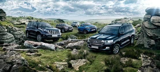 Toyota— бренд номер один вРоссии полояльности клиентов