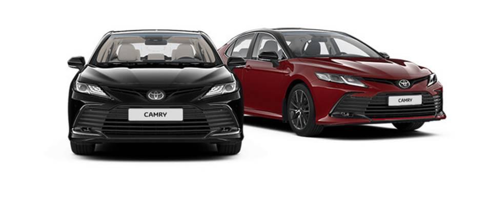 Ремонт подвески Toyota Camry