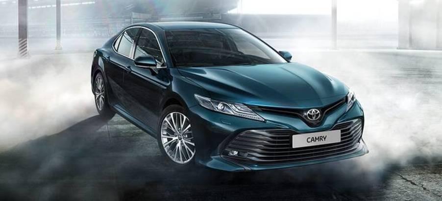 Ремонт АКПП Toyota Camry