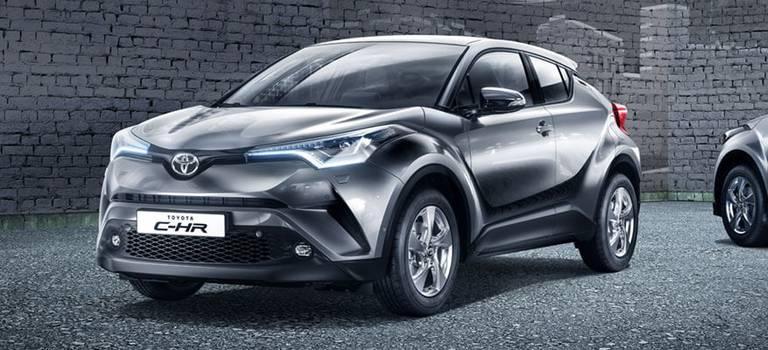 Ремонт Toyota C-HR