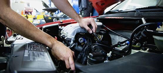 Ремонт двигателя «Тойота»