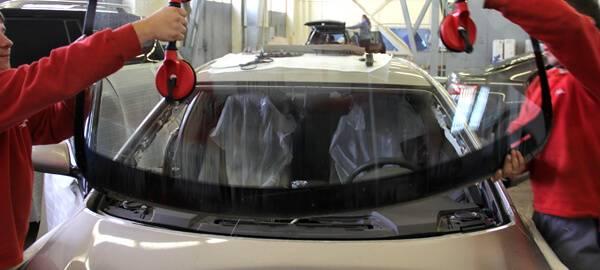 Замена стекол наавтомобилях Тойота
