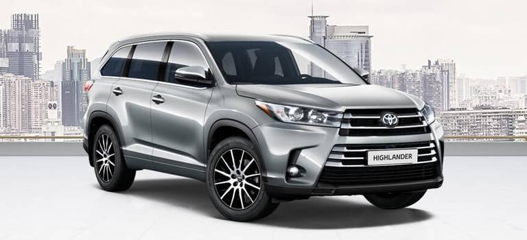 Ремонт Toyota Highlander