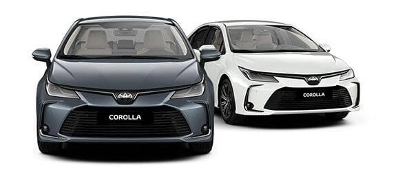 Техобслуживание Toyota Corolla
