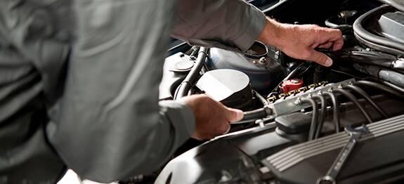 Ремонт двигателя Toyota