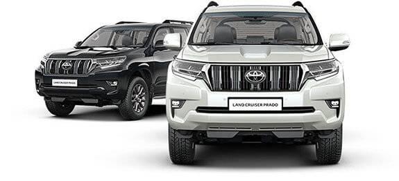 Техобслуживание Toyota Prado вМоскве