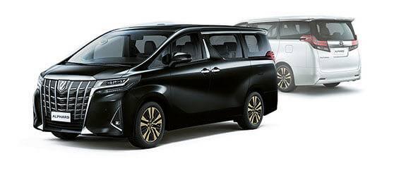Техобслуживание Toyota Alphard