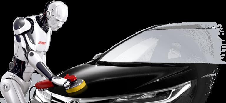 Кузовной ремонт Toyota