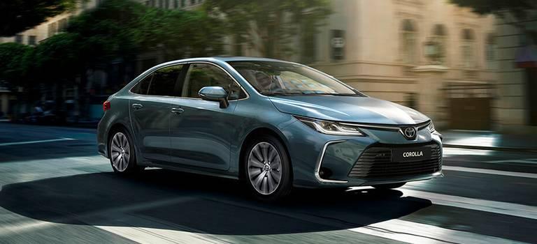 Новая Toyota Corolla вРоссии: бизнес-седан вкомпактном формате