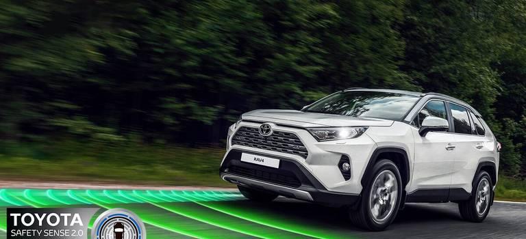 Выбор впользу технологий уверенности: высокий уровень безопасности стал одной изключевых причин покупки нового Toyota RAV4