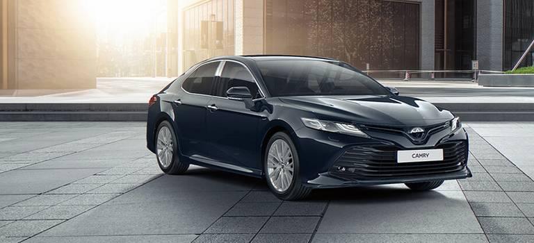 Стратегия мобильности Toyota вРоссии стартует сзапуска Тойота Лизинг