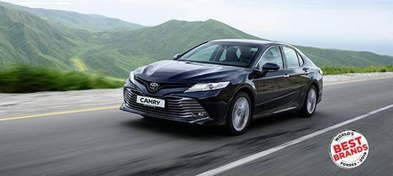 Toyota— самый ценный автомобильный бренд шестой год подряд