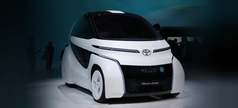 Роботы, беспилотники, водородные автобусы илетающие автомобили: Toyota превратит Токио-2020 всамую технологичную Олимпиаду вистории
