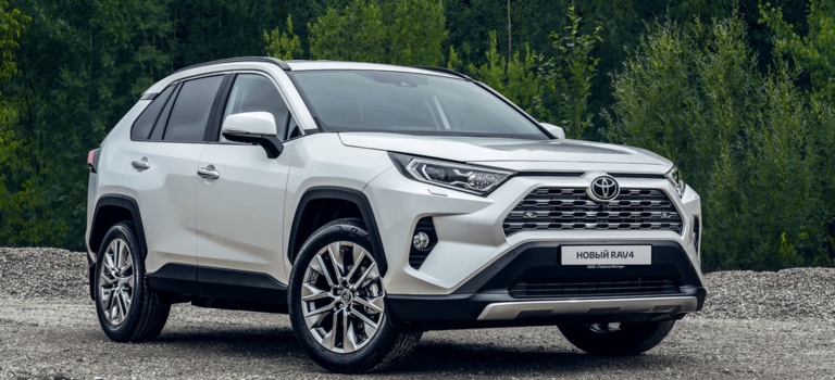 Раскрываем секрет бестселлера Toyota RAV4 порезультатам продаж