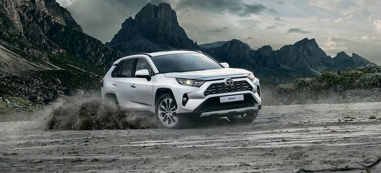 Новая эра Toyota RAV4: прием заказов открыт