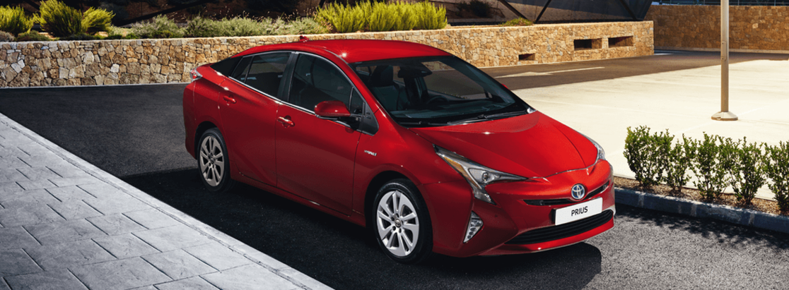 Новый Toyota Prius доступен кзаказу!
