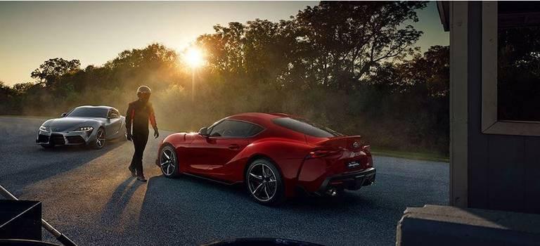 Launch-control активирован: новая Toyota Supra доступна для заказа вРоссии