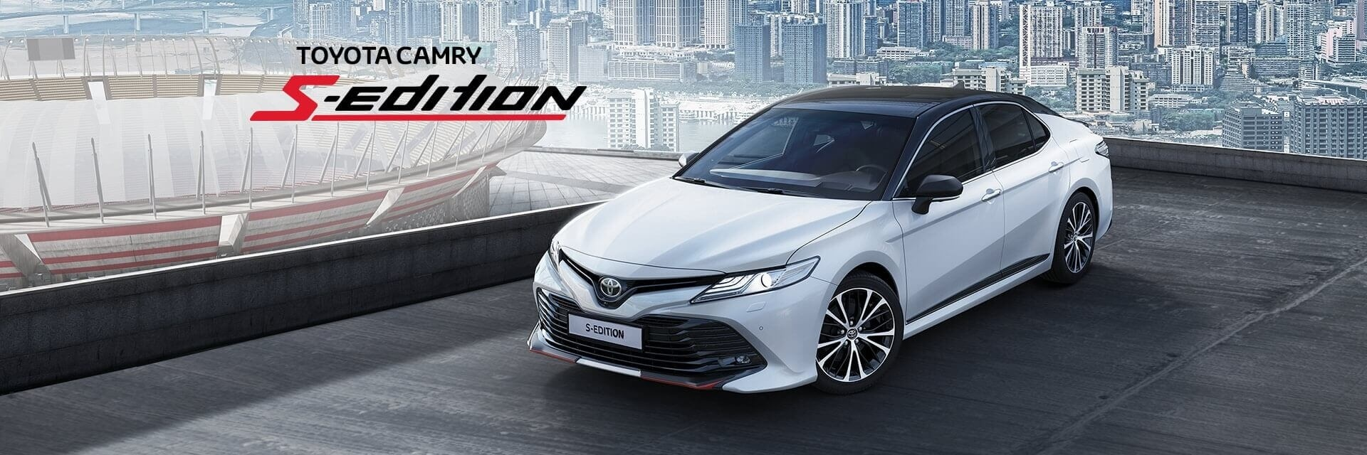 Camry S-Edition - am