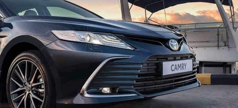 Toyota Camry 2.5 литра