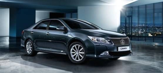 Toyota Camry наособых условиях врамках программы trade-in иутилизации