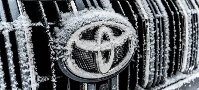 Выгоды напокупку Toyota вдекабре