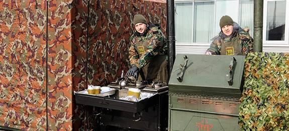 РОЛЬФ Волгоградский отпраздновал День защитника Отечества