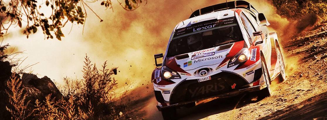 Toyota Gazoo Racing счестью выдержала испытание Аргентиной