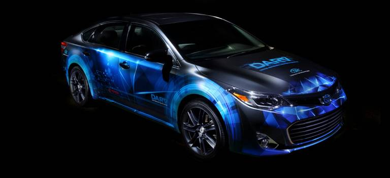 Тойота наращивает инвестиции вбезопасность автономных автомобилей