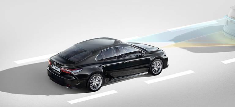 Российские покупатели выбирают автомобили, оснащенные технологией Toyota Safety Sense