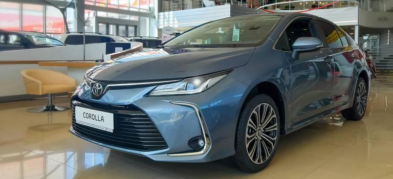 Бизнес нового поколения: начало продаж новой Toyota Corolla