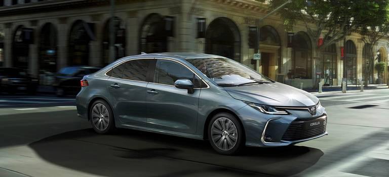 Новая Toyota Corolla: приём заказов открыт