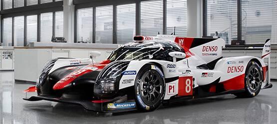 Готовность номер один: TOYOTA GAZOO Racing начинает сезон 2017 чемпионата WEC встатусе фаворита