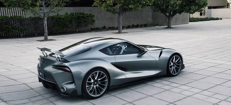 ВРоссии спецверсию Toyota Supra раскупили за240 минут
