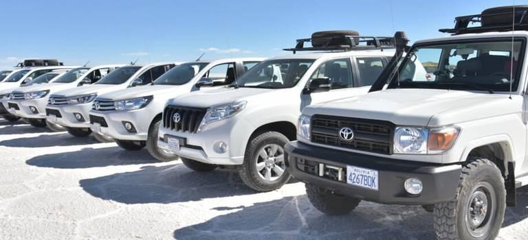 Кросс-континентальная программа испытаний автомобилей Toyota приходит вРоссию
