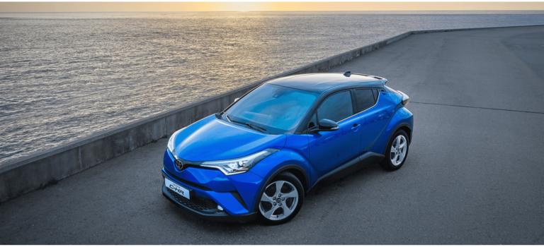 ВТойота Центре Иваново открыт приём заказов наНовый Toyota CH-R!
