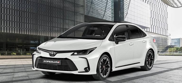 Притягивающие взгляды: Тойота представила Toyota Corolla иC-HR вспециальной серииGR Sport