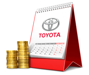 Купить Обновленную Corolla  в кредит