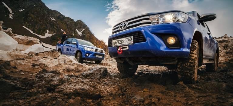 Россияне назвали Toyota самыми надежными автомобилями в2018 году