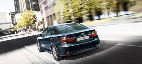 Toyota объявляет орасширении специального предложения напокупку популярных моделей виюне