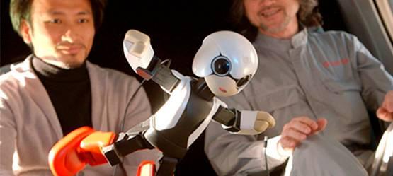 Робот-астронавт компании Тойота будет запущен вкосмос вавгусте 2013 года