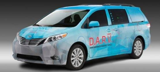 Toyota иUber запустили новый проект побеспилотникам