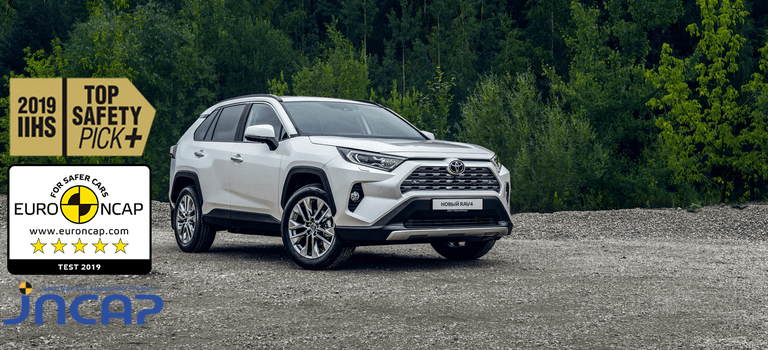 Безопасность Toyota