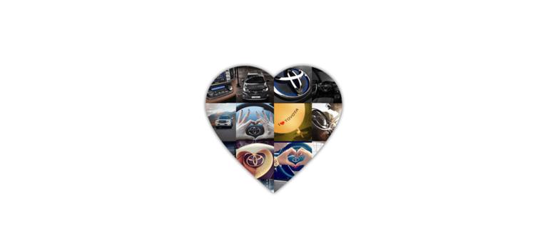 Toyota всписке любимых брендов россиян