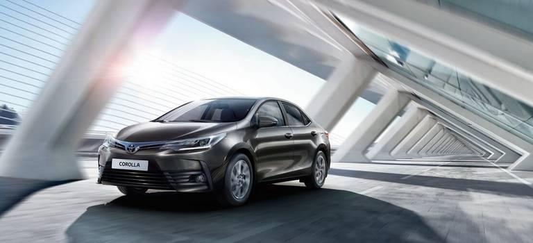 Toyota вновь признана брендом №1 вмире