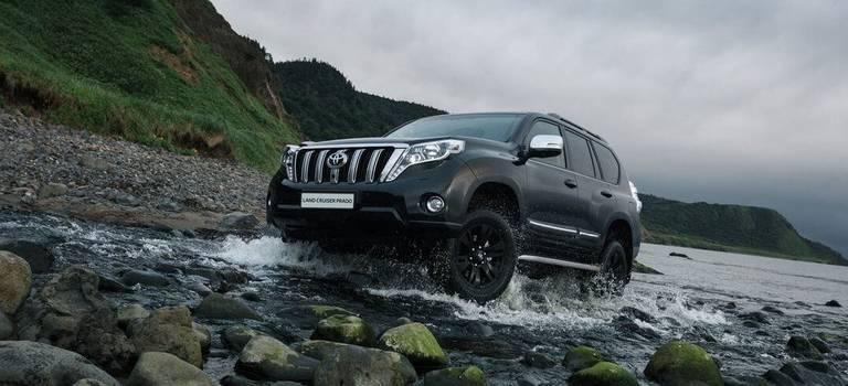 Toyota представляет Land Cruiser Prado Style