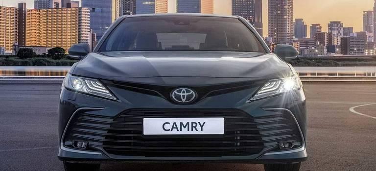 Ищешь стильный идинамичный автомобиль? Обновленная Toyota Camry— то, что тебе нужно!